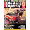 Cover Print of Mustang Monthly, April 1996