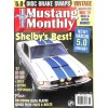 Cover Print of Mustang Monthly, May 1996