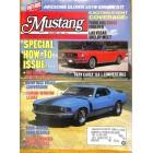 Mustang, November 1988