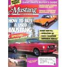 Mustang, November 1989