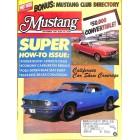 Mustang, September 1989