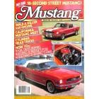 Mustang, Spring 1984