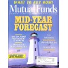 Cover Print of Mutual Funds, August 2000