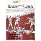 Cover Print of Muzzle Blasts, April 1946
