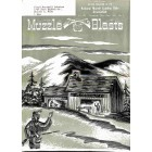 Cover Print of Muzzle Blasts, April 1952