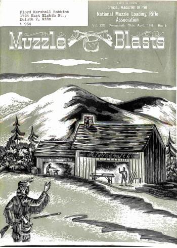 Muzzle Blasts, April 1952
