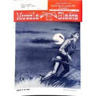 Cover Print of Muzzle Blasts, April 1955