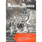 Cover Print of Muzzle Blasts, April 1959