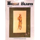 Cover Print of Muzzle Blasts, April 1973