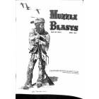 Cover Print of Muzzle Blasts, April 1977