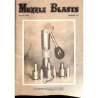 Cover Print of Muzzle Blasts, December 1977