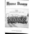 Cover Print of Muzzle Blasts, February 1977
