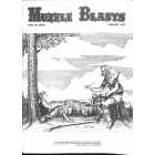 Cover Print of Muzzle Blasts, January 1977