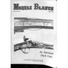 Cover Print of Muzzle Blasts, July 1977