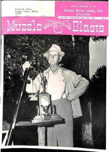 Muzzle Blasts, May 1956