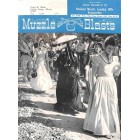 Cover Print of Muzzle Blasts, May 1957