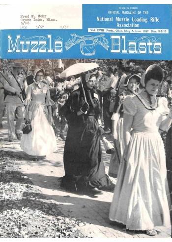 Muzzle Blasts, May 1957