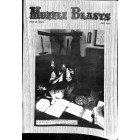 Cover Print of Muzzle Blasts, May 1977
