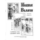 Muzzle Blasts, November 1975
