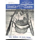 Cover Print of Muzzle Blasts, October 1956