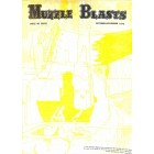Cover Print of Muzzle Blasts, October 1973