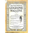 National Geographic, April 1923