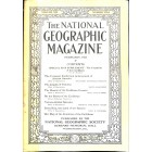 National Geographic, February 1922