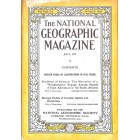 National Geographic, July 1927