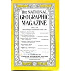 Cover Print of National Geographic, April 1940