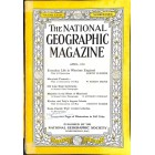 National Geographic, April 1941