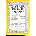 Cover Print of National Geographic, April 1941