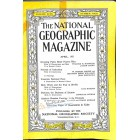 Cover Print of National Geographic, April 1951