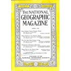 Cover Print of National Geographic, April 1952