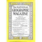 Cover Print of National Geographic, April 1953