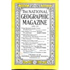 Cover Print of National Geographic, April 1954