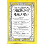 Cover Print of National Geographic, April 1955