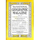 National Geographic, April 1959