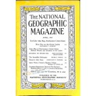 Cover Print of National Geographic, April 1959