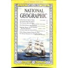Cover Print of National Geographic, April 1962