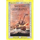 Cover Print of National Geographic, April 1963