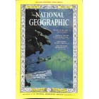 Cover Print of National Geographic, April 1964