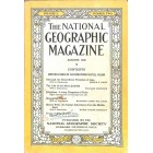 Cover Print of National Geographic, August 1926