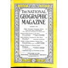 Cover Print of National Geographic, August 1953