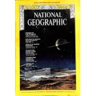 National Geographic Magazine, August 1970