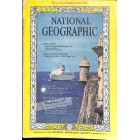 Cover Print of National Geographic, December 1962