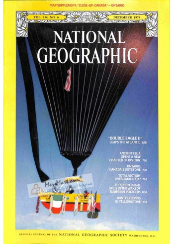 National Geographic, December 1978