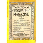 National Geographic, January 1933