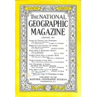Cover Print of National Geographic, January 1953