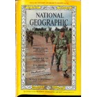 Cover Print of National Geographic, January 1965