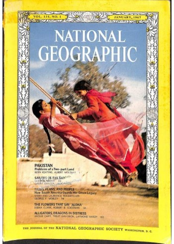National Geographic, January 1967